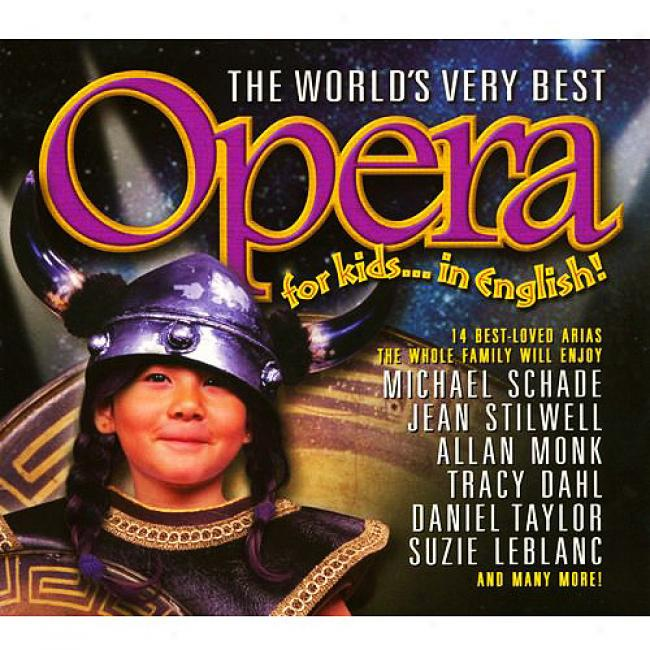 The World's Very Best Opera For Kids... In English!