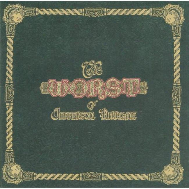 The Worsst Of Jefferson Airplane (cd Slipcase) (remaster)