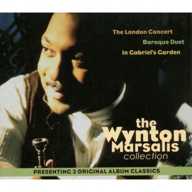 The Wynton Marsalis Collection (3 Disc Driver's seat Set)