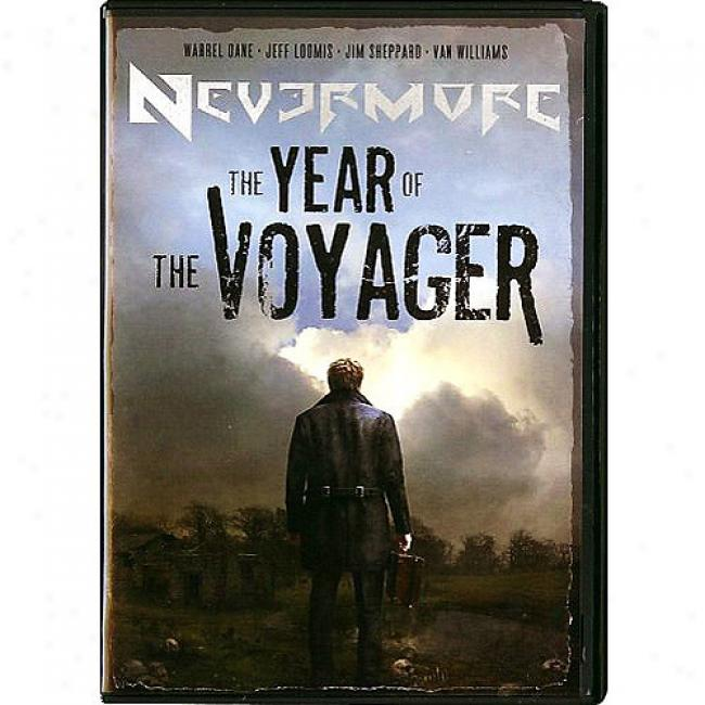 The Year Of The Voyager (2 Discs Music Dvd) (amaray Case)