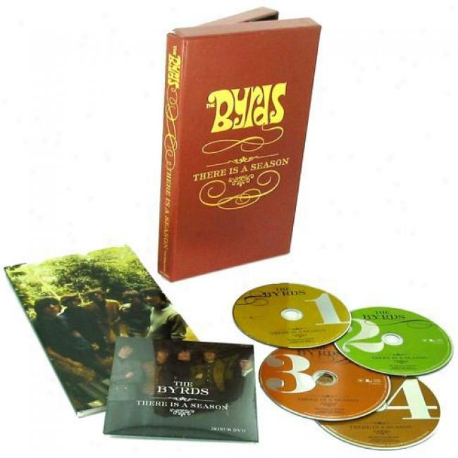 There Is A Season (4 Disc Box Set) (includes Dvd)