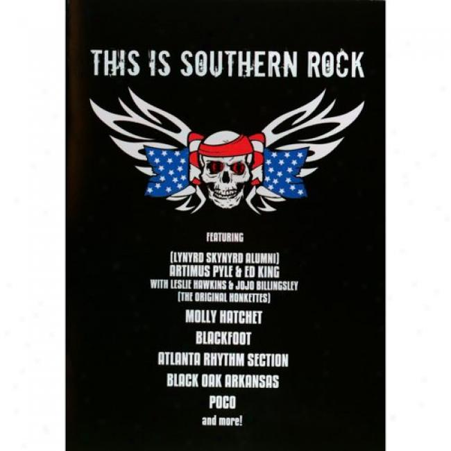 This Is Southern Rock (music Dvd) (amaray Case)