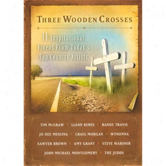 Three Wooden Vexations (music Dvd) (amaray Case)