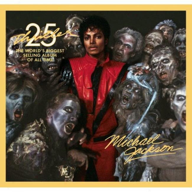 Thriller (25th Anniverxary Deluxe Edition) (includes Dvd)