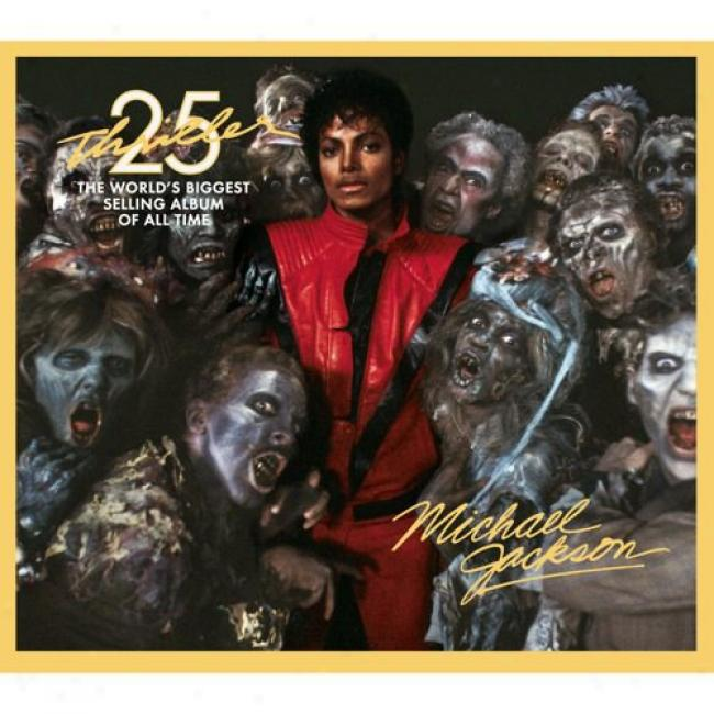 Thriller (25th Anniersary Limited Edition) (includes Dvd) (cd Slipcase)
