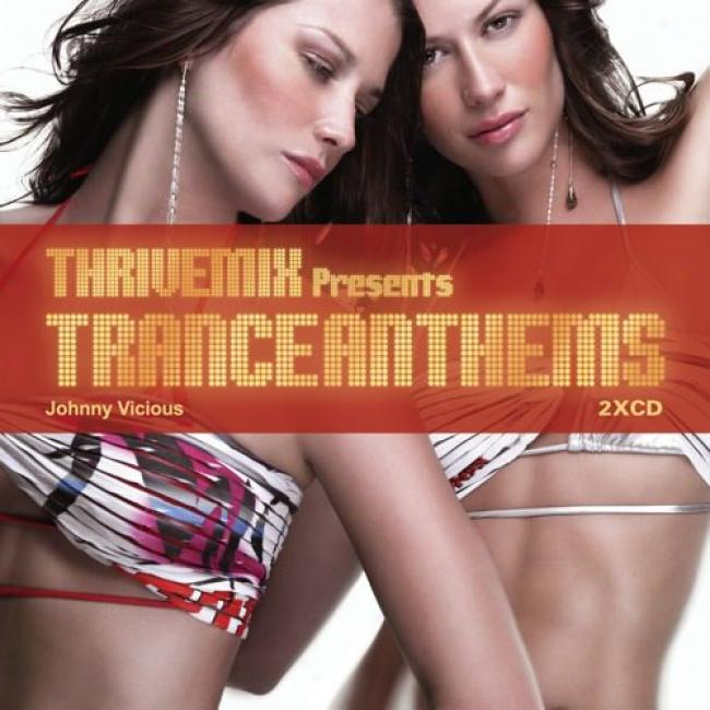 Thrivemix Presents... Tranceanthems (2cd) (cd Slipcase)