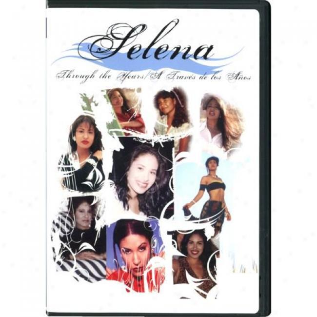 Through The Years/a Traves De Los Anos (music Dvd) (amaray Case)