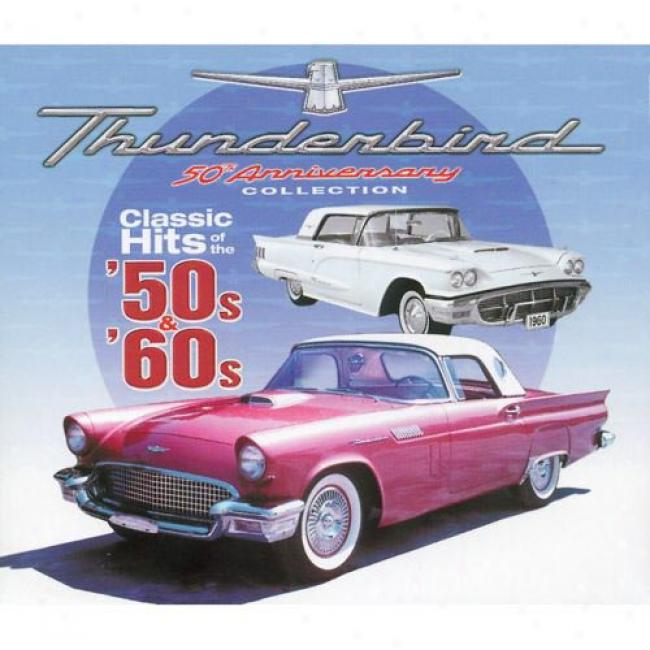 Thundwrbird 50th Anniversary Collection (cd Slipcase)