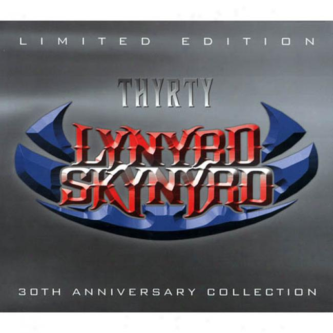 Thyrty: The 30th Anniversary Collection (limited Edition) (2cd) (cd Slipcase) (remaster)
