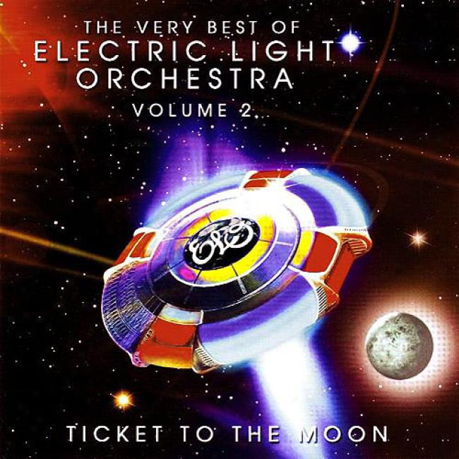 Ticket To The Moon: The Very Best Of Electric Light Orchestra, Vol.2 (eco-friendly Packaging)