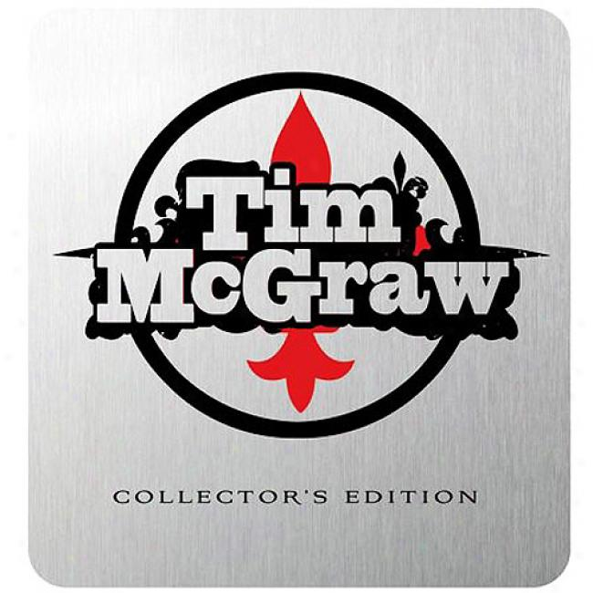 Tim Mcgraw (colldctors Edition) (3 Disc Box Set)