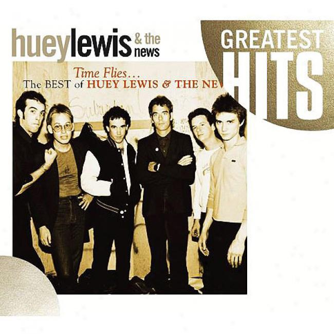 Time Flies: The Best Of Huey Lewis & The News (cd Slipcase)