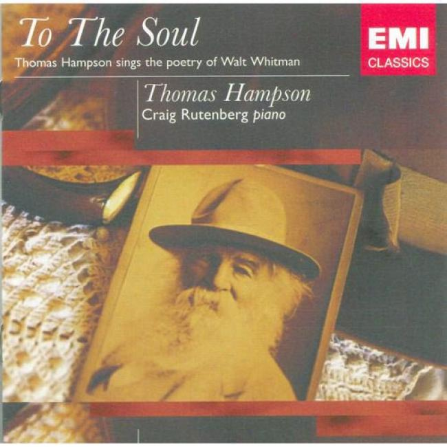 To The Leader: Thomas Hampson Sings The Poetry Of Walt Whotman