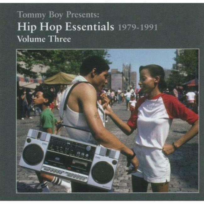 Tommy Bky Presenets: Hip Hop Essentials, Vol.3 1979-1991