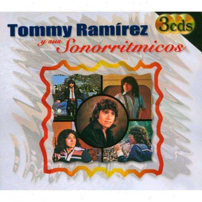 Tommy Ramirez Y Sus Sonorritmicos (3cd) (digi -pak)