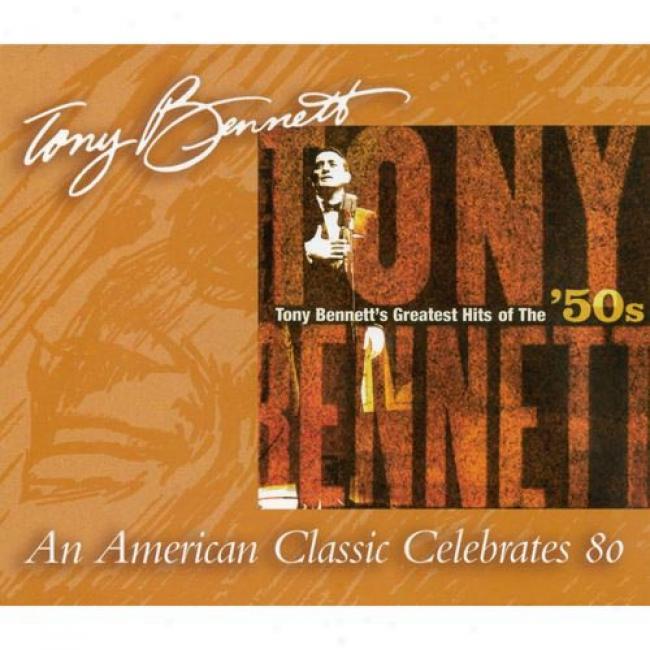 Tony Bennett's Greatest Hits Of The '50s (cc Slipcase)