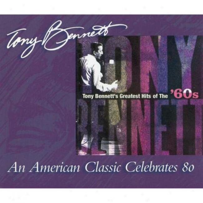 Tony Bennett's Greatest Hits Of The '60s (cd Slipcase)