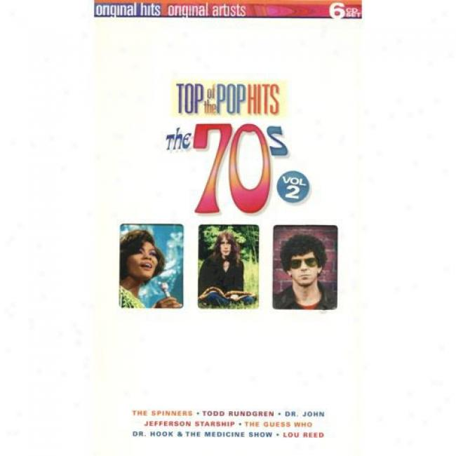 Top Of The Pop Hits: The 70's, Vol.2 (6 Disc Box Set)