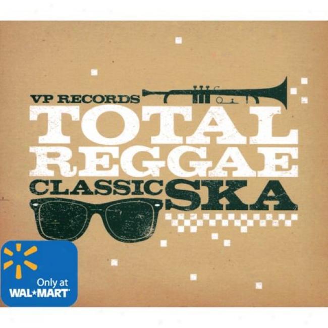 Total Reggad: Classic Ska (wal-mart Exclusive)