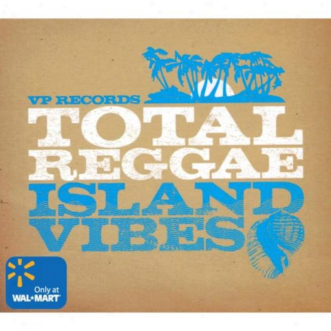 Total Reggae: Island Vibes (wal-mart Exclusive)