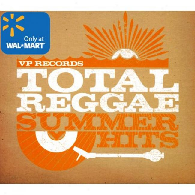 Total Reggae: Summer Hits (wal-mart Exclusive)