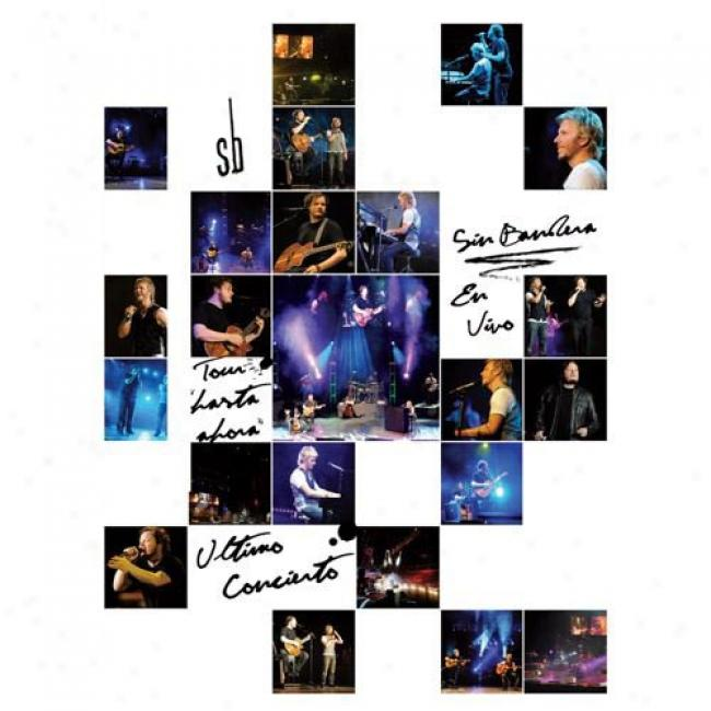 Tour Hasta Ahora: En Vivo (music Dvd) (zmaray Case)