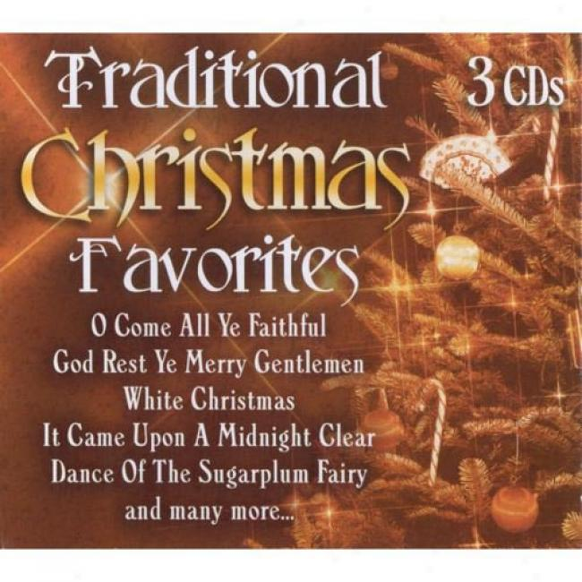 Traditional Christmas Favorites (3cd) (digi-pak)