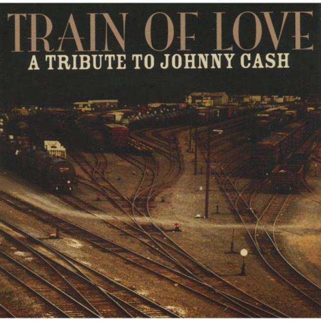 Course Of Love: A Tribute To Johmny Cash (remaster)