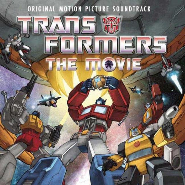 Transformers The Movie Soundtrack (20th Anniversary Edition)