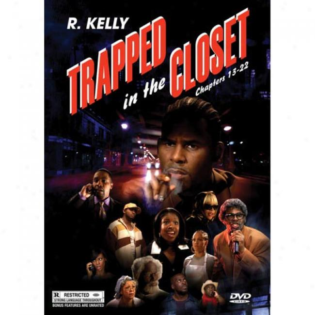 Trapped In The Closet: Chapters 13-22 (music Dvd) (amaray Case)