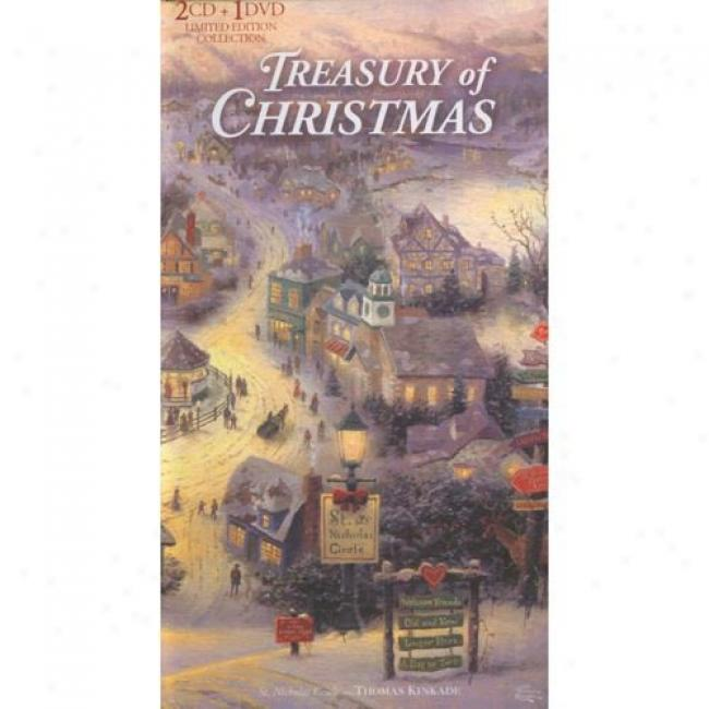 Treasury Of Christmas (limited Edition) (2 Disc Box Set) (includes Dvd)