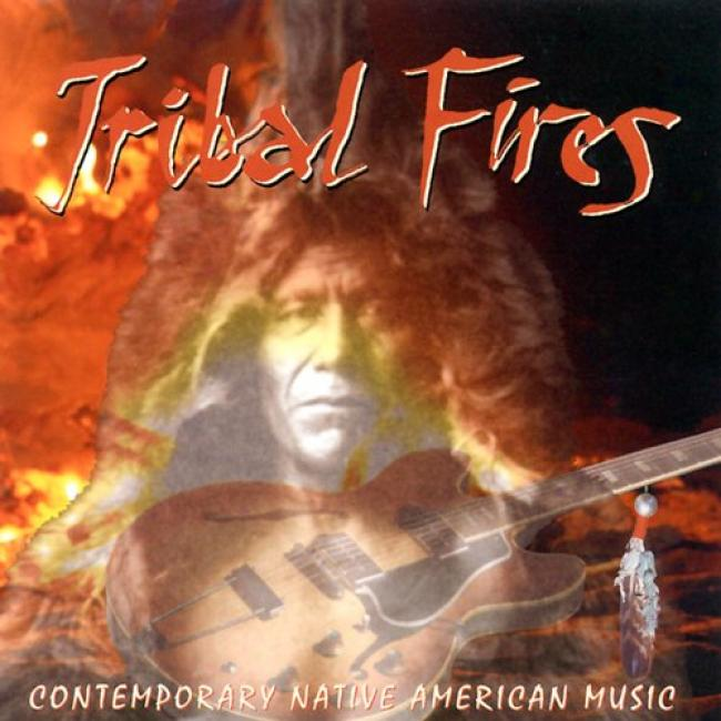 Tribal Fires: Contemporary Native American Melody