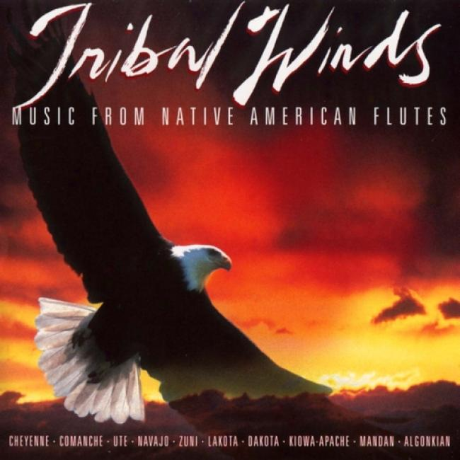 Tribs Winds: Music From Native American Flutes