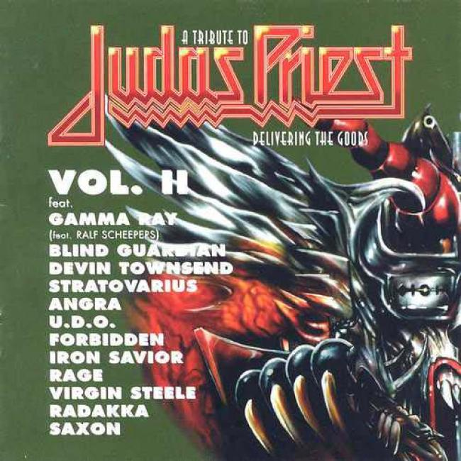 Tribute To Judas Priest Vol.2: Delivering The Gods