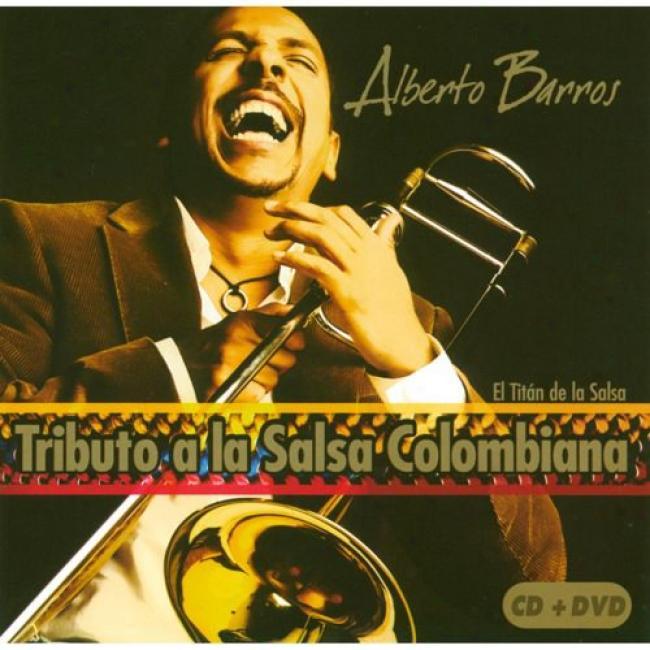 Tributo A La Salsa Colombiana (limited Edition) (includes Dvd)