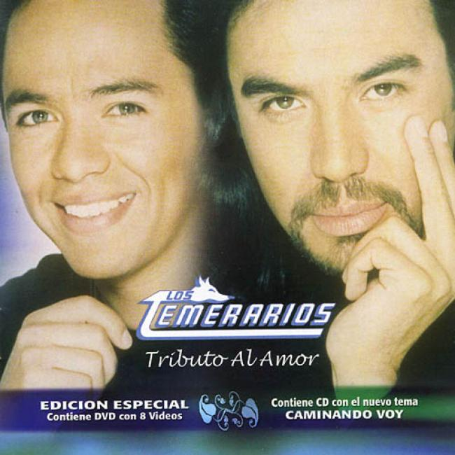 Tribut0 Al Amor (special Edition) (includes Dvd)