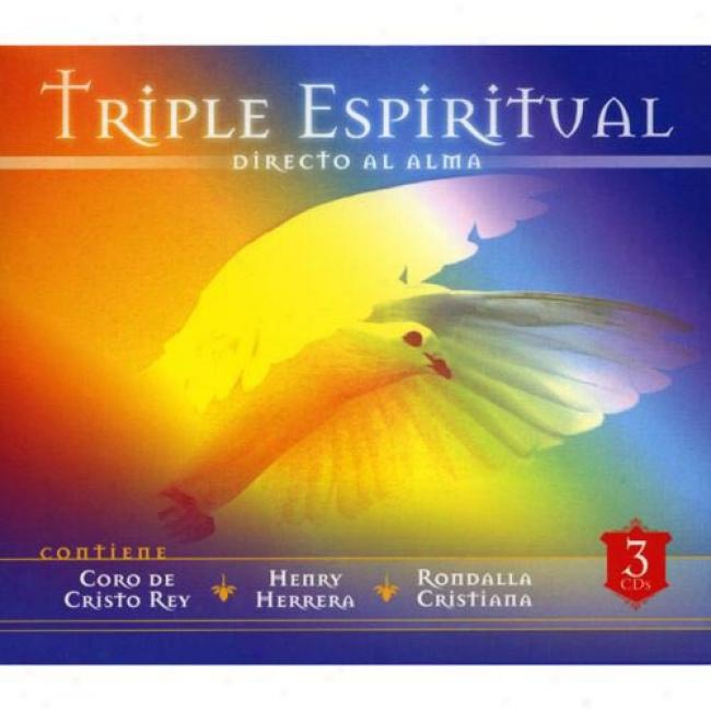Treble Espiritual: Directo Al Alma (3 Disc Box Set)