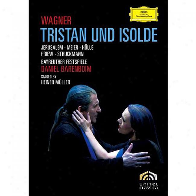 Tristan Und Isolde (2 Discs Music Dvd) (amaray Case)