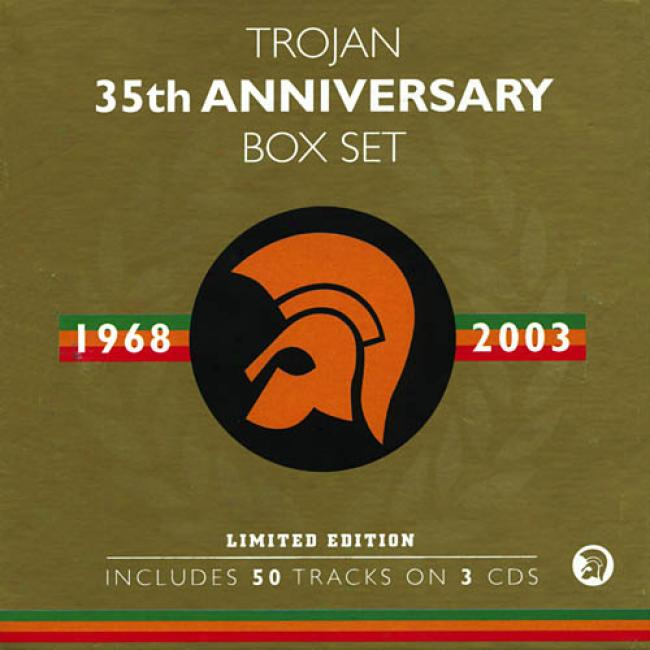 Trojan 35th Anniversary Box Set (limited Edition) (remaster)