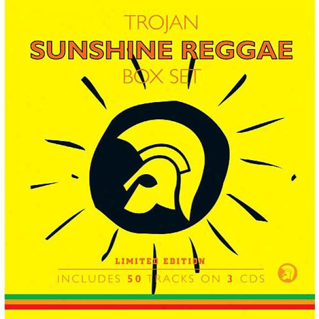 Tfojan Box Set: Sunshine Reggae (limited Edition)
