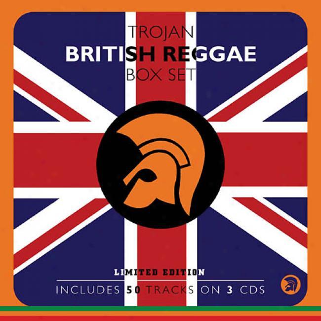 Trojan British Reggae Box Fix (limited Impression)