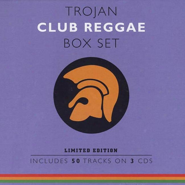 Trojan Club Reggae Bix Set (limited Edition) (remaster)