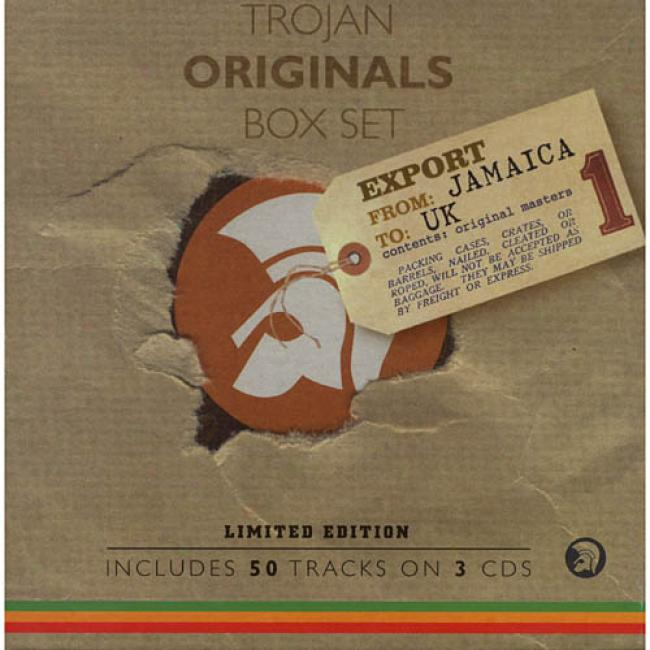Trojan Originals Box Set (limited Edition) (remaster)