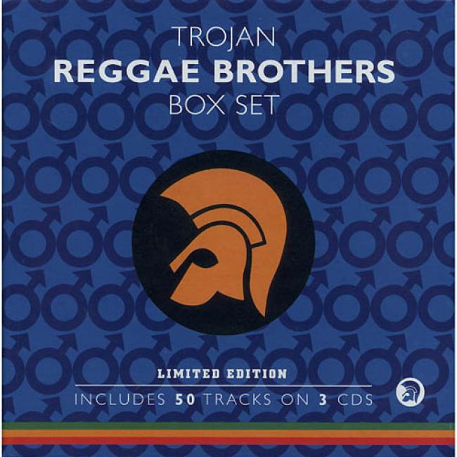 Trojan Reggae rBothers Box Set (limited Edition)