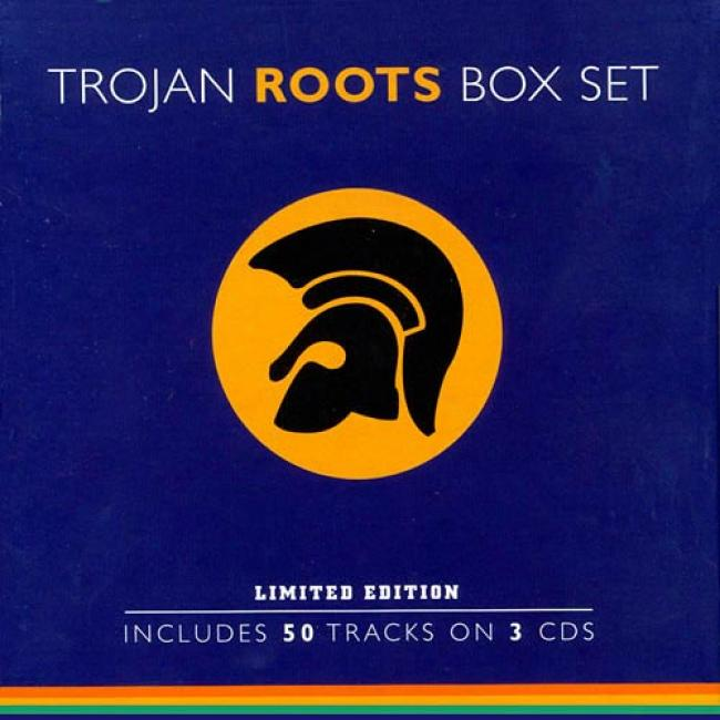 Trojan Roots Box Set (limited Edition) (remaster)
