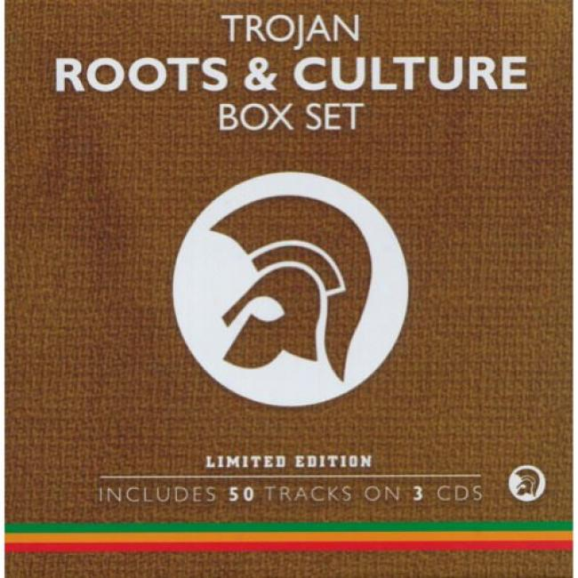 Trojan Roots & Agri~ Box Set (limited Edition)
