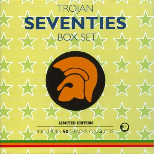 Trojan Seventies Box Set (limited Edition) (remaster)