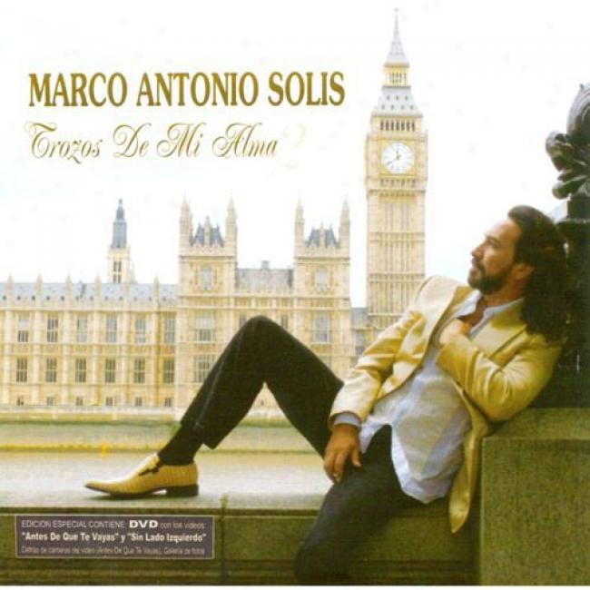 Trozos De Mi Alma 2 (special Edition) (includes Dvd)
