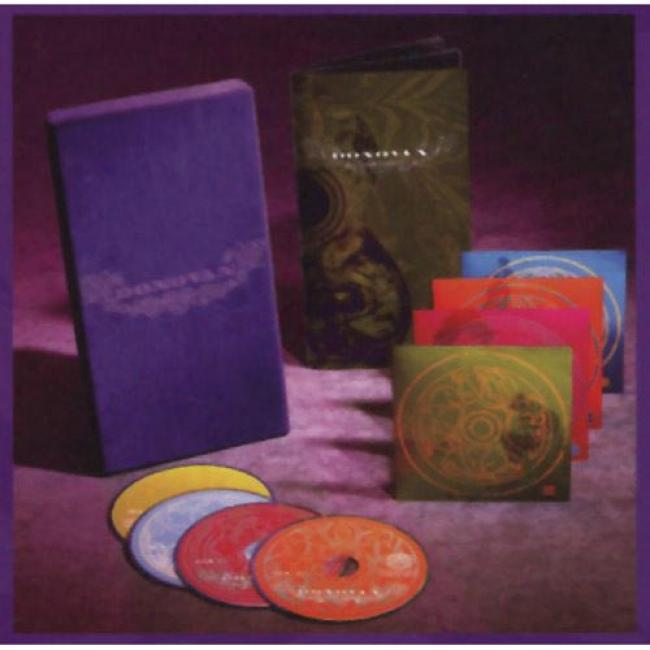 Try For The Sun: The Journey Of Donovan (limited Edition) (3 Disc Box Set) (includea Dvd)