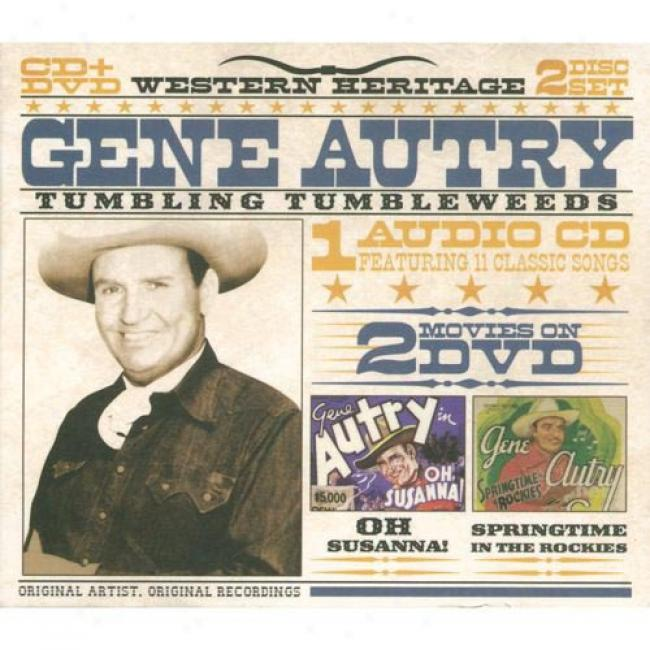 Tumbling Tumbleweeds (includes Dvd) (digi-pak) (cd Slipcase)